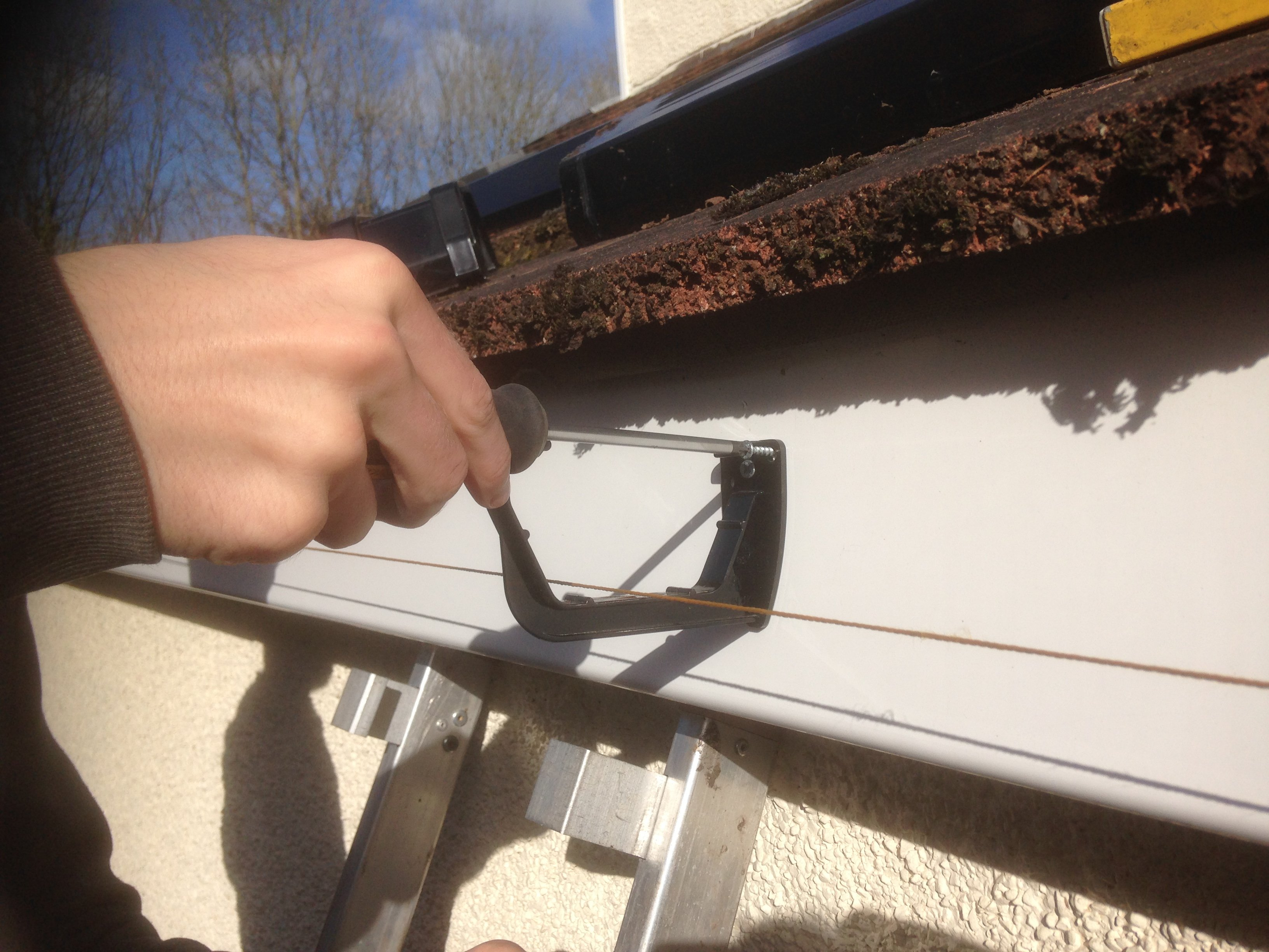 Gutter repairs Cardiff