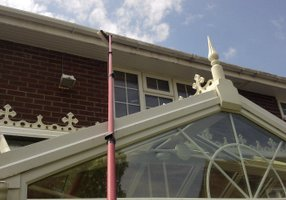 Gutter cleaning cardiff
